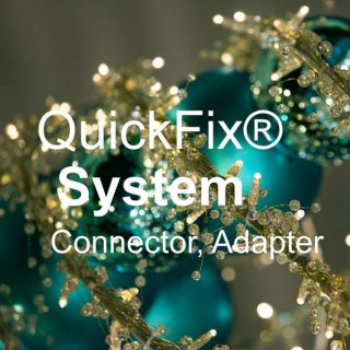 QuickFix® System - Connector, Adapter