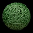 Organic Ball Grass Green