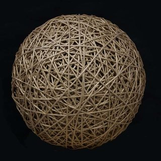 Organic Ball Brilliant Gold